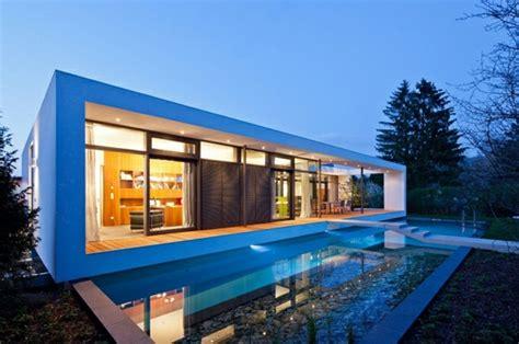 Moderne Coole Häuser by Moderne H 228 User Mit Integrierten Swimmingpools