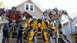 Real Life Transformers - YouTube