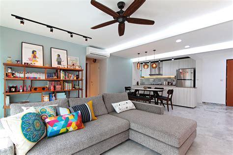 Grey Living Room Hdb by Hdb 5 Room Standard Flat 112sqm Loving The Pattern Tiles