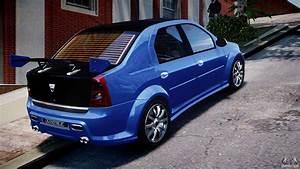 Dacia Logan 2008  Tuned  For Gta 4