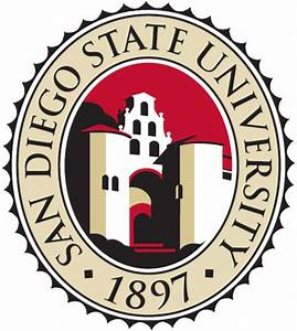 San Diego State University Logo Clipart Picture - Gif/JPG ...