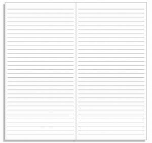A4: Print Lined Paper A4