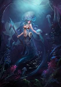 133 best images about Dark Mermaid on Pinterest