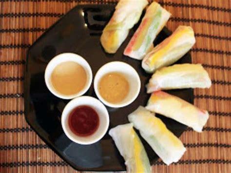 recette cuisine printemps recettes de rouleau de printemps de kimshii cuisine coréenne