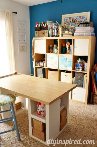 Ikea Craft Rooms  8 Organizing Ideas ⋆ Just Jp