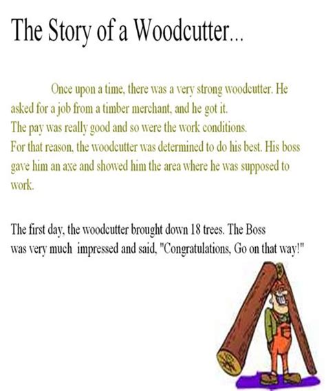 woodcutter story funny woodcutter jokes funny