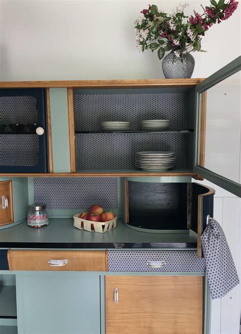 buffet mado cyprien meuble vintage restaure  relooke