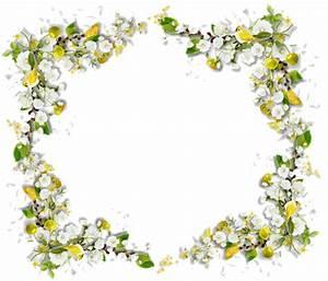 Cadre Avec Photo : cadres fleurs pour vos crations ~ Teatrodelosmanantiales.com Idées de Décoration