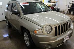 Used 2010 Jeep Compass North 2 4l 4 Cyl 5 Spd Manual 4wd