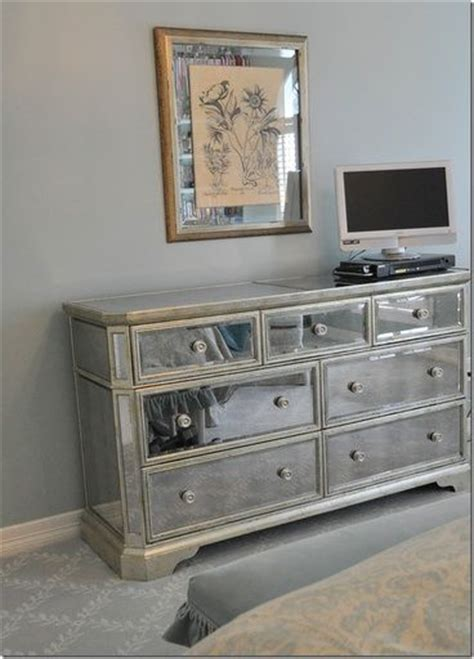 Z Gallerie York Dresser by Mirrored Dresser Cote De And On