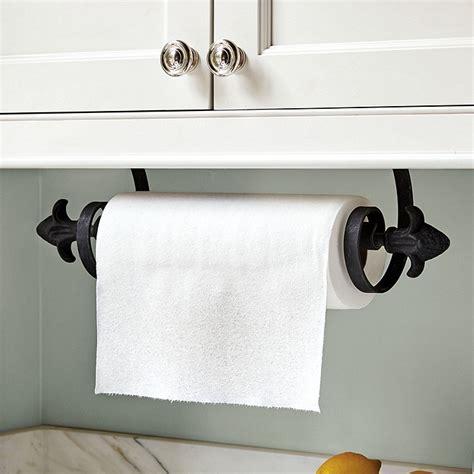 kitchen cabinet towel holder ballard cabinet mount paper towel holder ballard 5835