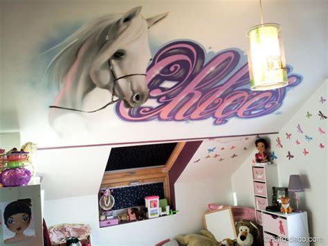chambre cheval deco chambre fille theme cheval visuel 4