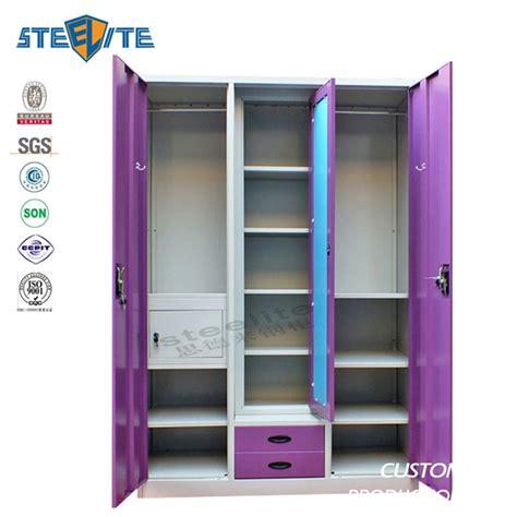 Metal Cupboard Designs by Source Bedroom Steel Or Iron Almirah Cupboard Designs