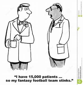 Overly Busy Doctor stock photo. Image of workaholic ...