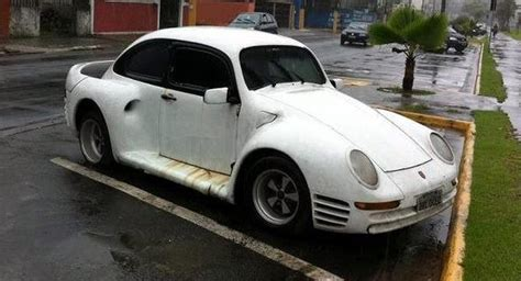 ferdinand porsche beetle poor man 39 s porsche 959 tries to cover its vw bug roots