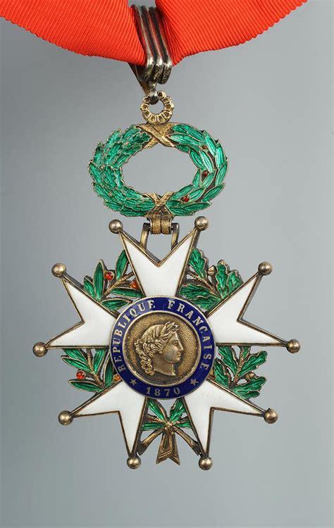 cravate de commandeur de la l 201 gion d honneur iii 232 me r 233 publique