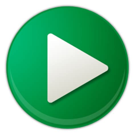 12027 green play button png icones play images play png et ico page 7