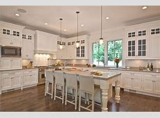 Traditional Kitchen with Inset cabinets, Van Dyke's