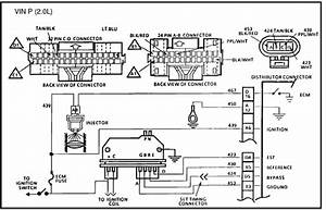1996 Chevy Cavalier Ignition Wiring Diagram