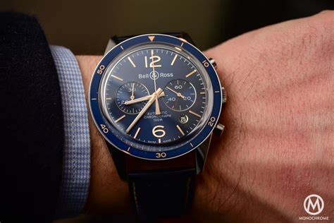 Introducing  Bell & Ross Vintage Br 126 Aeronavale And Br