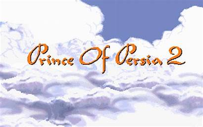 Persia Prince Flame Shadow Dos Games Ss1
