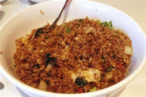 restaurant ma cuisine photo basil fried rice with ground pork from all seasons