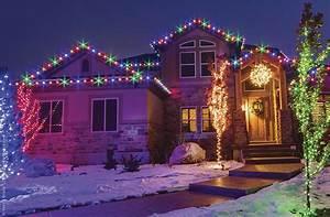 Outdoor, Christmas, Light, Ideas
