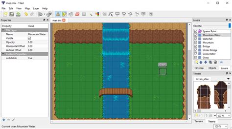Tiled Map Editor Terrain by 100 Tiled Map Editor Github Tiled Doesn U0027t Load