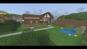 Maison Minecraft Japonaise Gamboahinestrosa