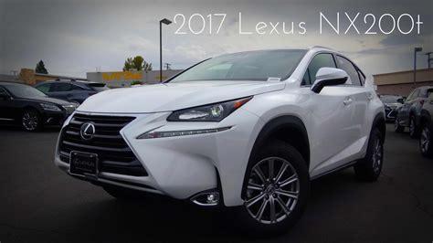 2017 Lexus Nx 200t Review