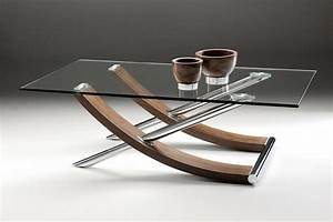 13 incredible glass top coffee table designs With coffee table designs with glass top