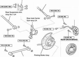 1989 Camry Drive Shaft