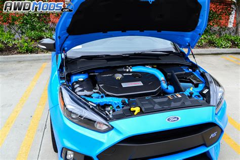 ford focus rs hood lift kit  california pony parts