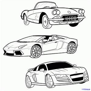When Drawing A Sports Car  It U0026 39 S Important To Understand That There Are Many Different Kinds Of