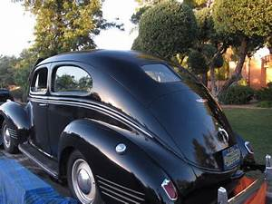 1939 Dodge 2 Door Sedan Luxury For Sale
