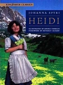 40 best images about Namesake on Pinterest | Heidi heidi ...