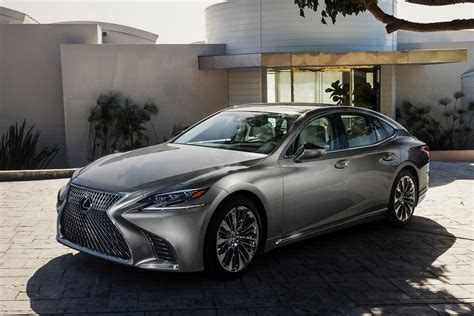 2018 lexus ls400 introducing the all new 2018 lexus ls 500