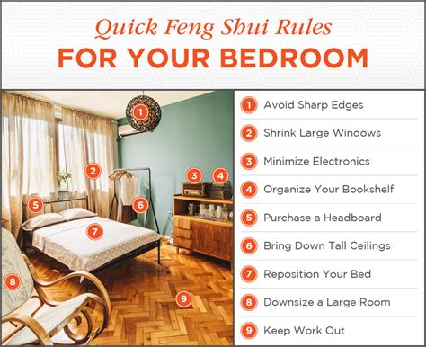 feng shui bedroom design  complete guide shutterfly