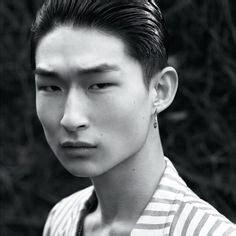 skawngur | Kim sang woo, Korean male models, Model face