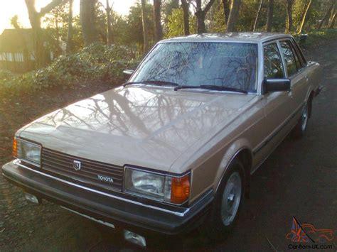 old car manuals online 1992 toyota cressida transmission control 1982 toyota cressida gl 2 0 5 speed manual 4 door saloon rwd