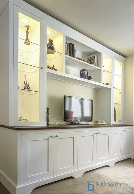 Wall Cupboards For Living Room by Best 20 Built In Cupboards Ideas On Alcove