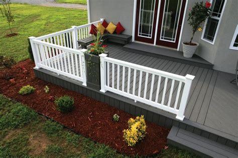 exterior pretty and inspiring trex decking exterior ideas