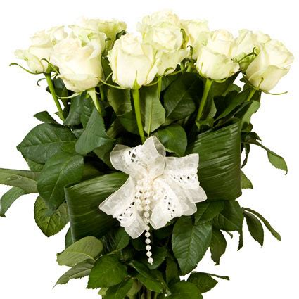 Ziedu piegāde | Rožu pušķis: Ziedu vilnis