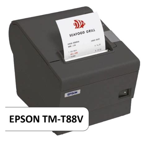 epson tm t88v printing light epson tm t88v thermal receipt printer