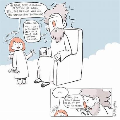 Purpose Peachy Comic