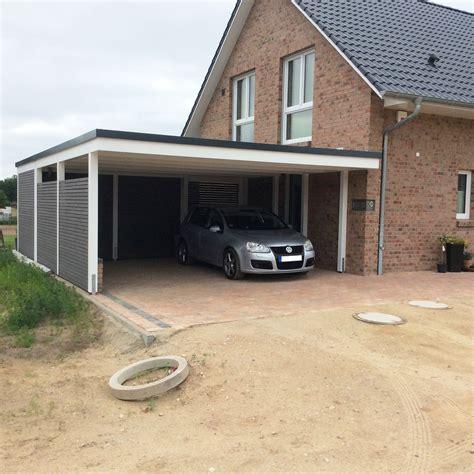 Hochwertige Carports Carporthaus