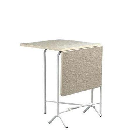 table de cuisine petit espace table d 39 appoint pliante tp16 rectangulaire a volets