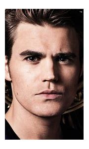 Paul Wesley As Stefan Salvatore The Vampire Diaries 4k, HD ...