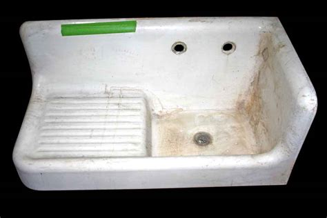 drain boards for kitchen sinks sink with drain board olde things 8815