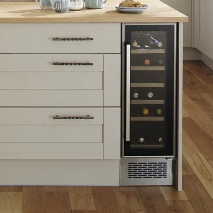 wine cooler in kitchen cabinet lamona 300mm drink cooler search kitchens 1907
